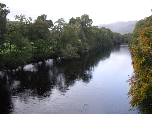 Upstream River Farrar