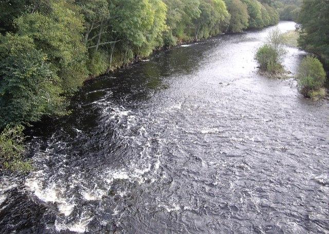 Downstream River Farrar