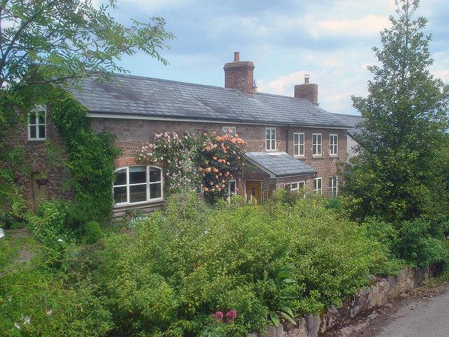 Cottage at Bromsash