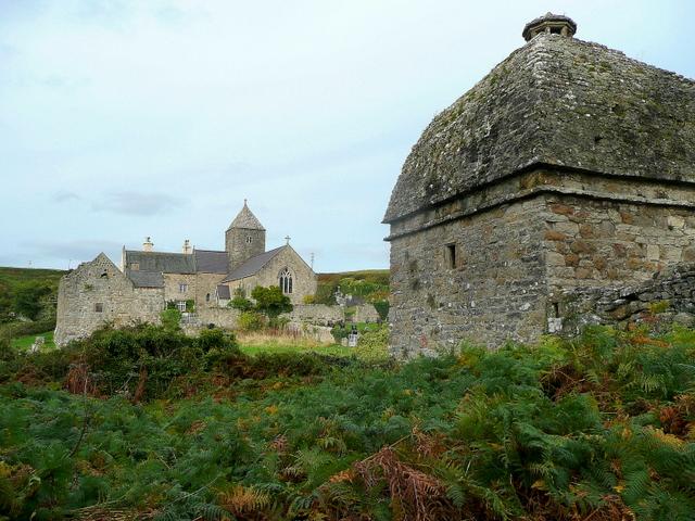 Penmon Dovecote and Priory Church