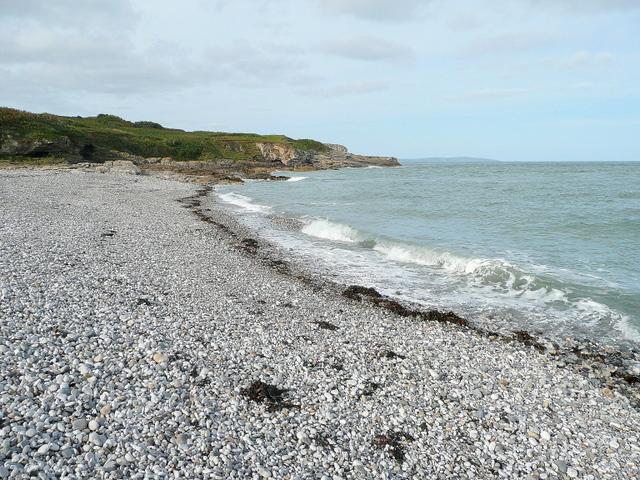 North coast of Trwyn Penmon 1