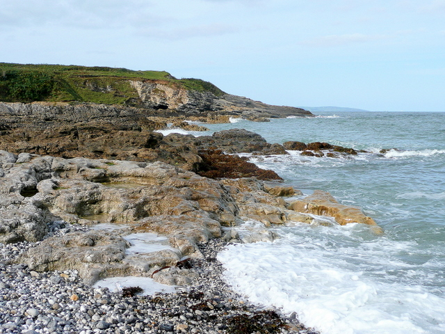 North coast of Trwyn Penmon 2