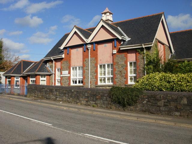 Probation Service premises, Croesyceiliog