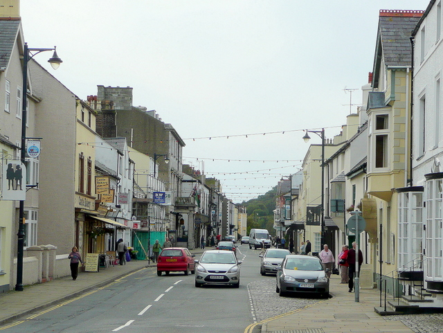 Castle Street, Beaumaris
