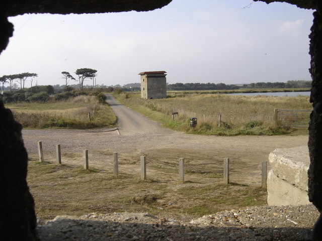 Bawdsey gun battery