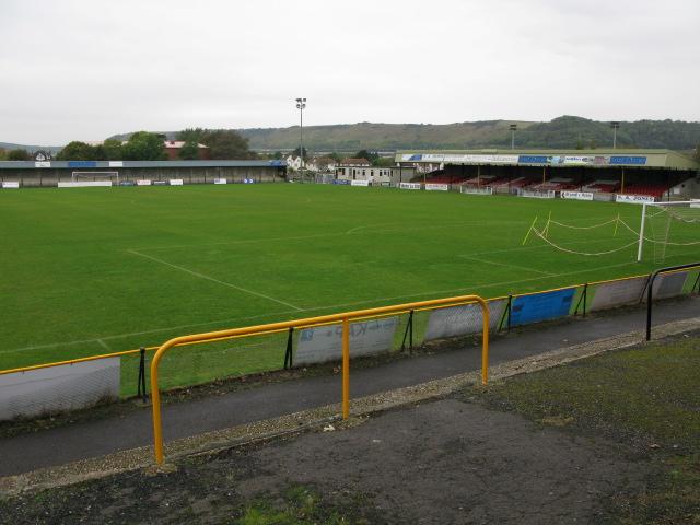 Folkestone Invicta football club ground