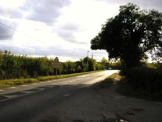 Stretton Road, Greetham