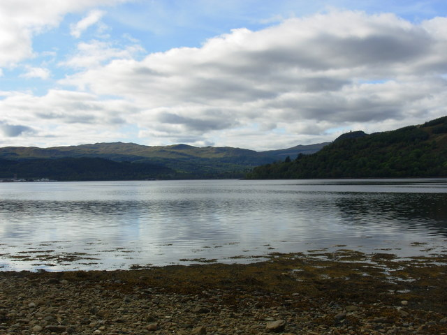 Loch Fyne from St. Catherine's