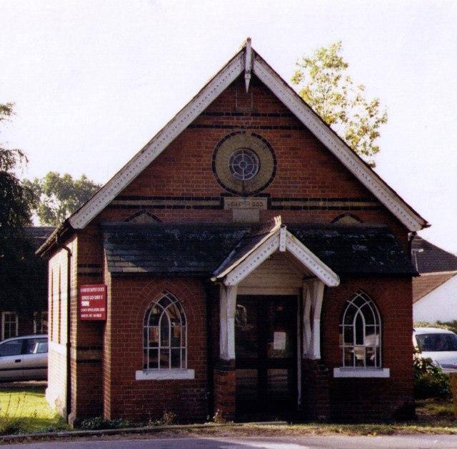 Sandhurst Baptist Chapel