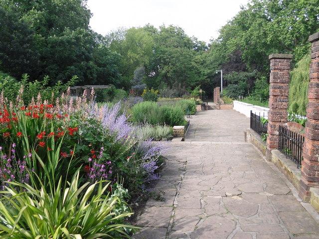Ada Salter Rose Garden