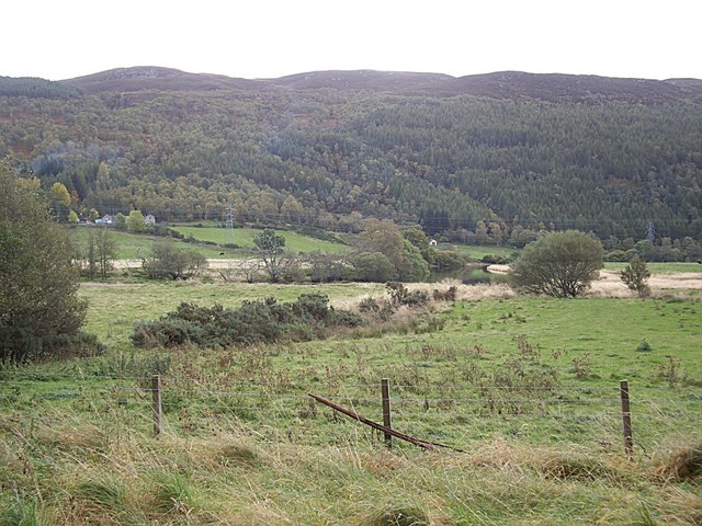 View to Mauld