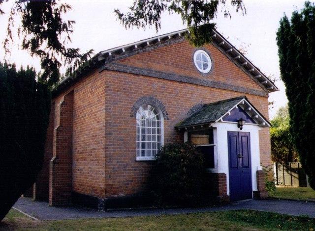 Finchampsread Baptist Chapel