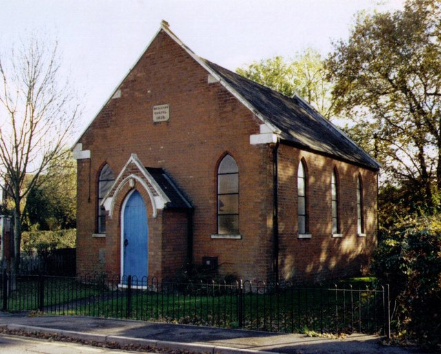 Three Mile Cross Methodist Chapel