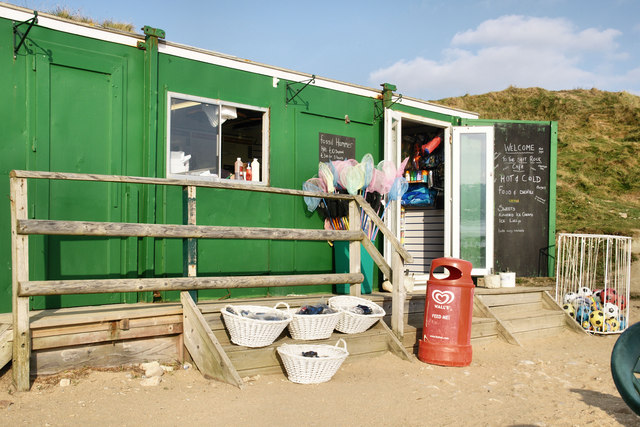 The Soft Rock Café, Charmouth