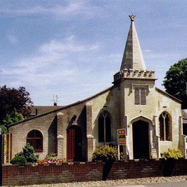 Former Congregational Chapel