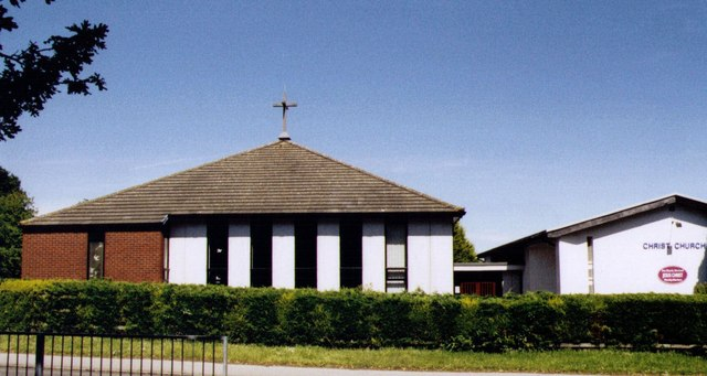 Christ Church, Woodley