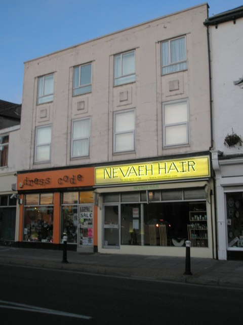 Hairdressers in Albert Road