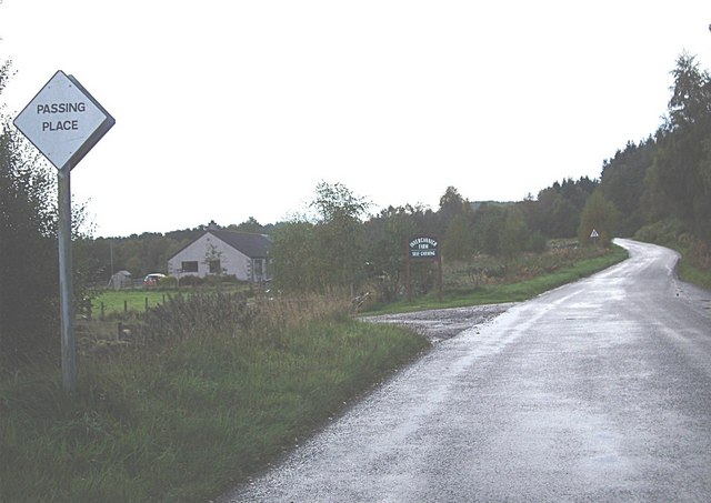 Self-catering bungalows, Invercannich Farm