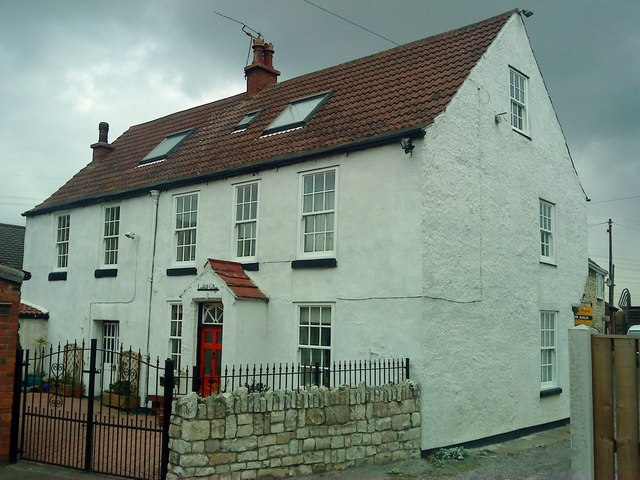 18thC House in Ferrybridge