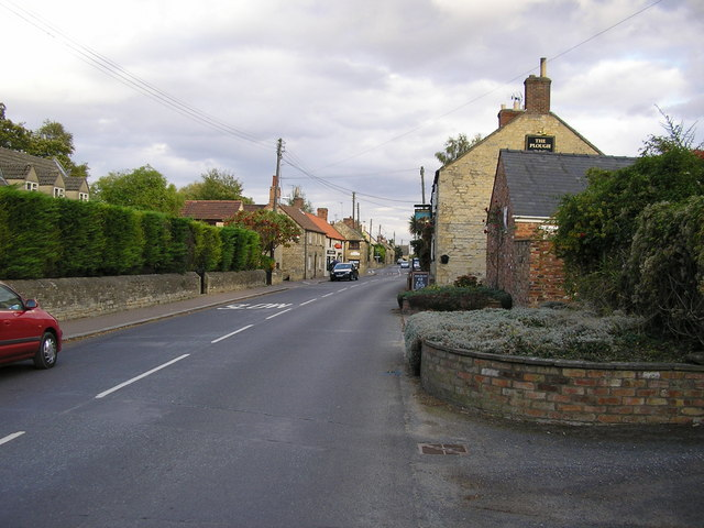 Main Street, Greetham