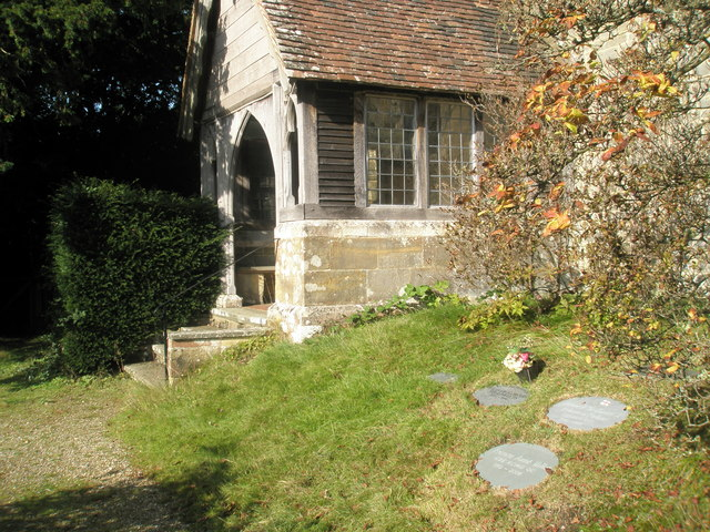 Approaching the church porch at St Mary Magdalene