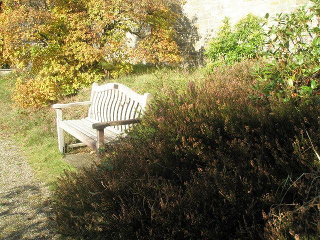 Seat at St Mary Magdalene, West Lavington (4)