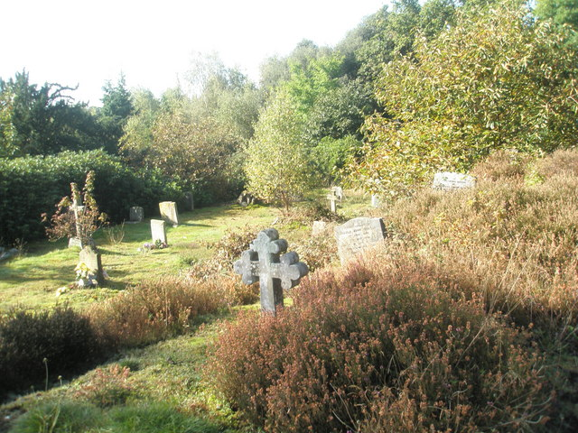 Autumn in the churchyard at St Mary Magdalene