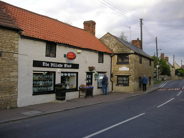 The Village Shop & Post Office, Main Street, Greetham