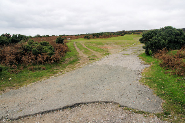 Bridleway Near Beatland Corner