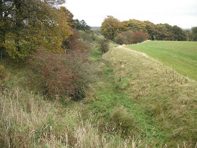 Site of mineral railway