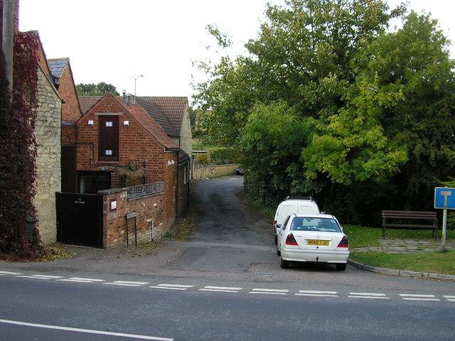 Pond Lane, Greetham