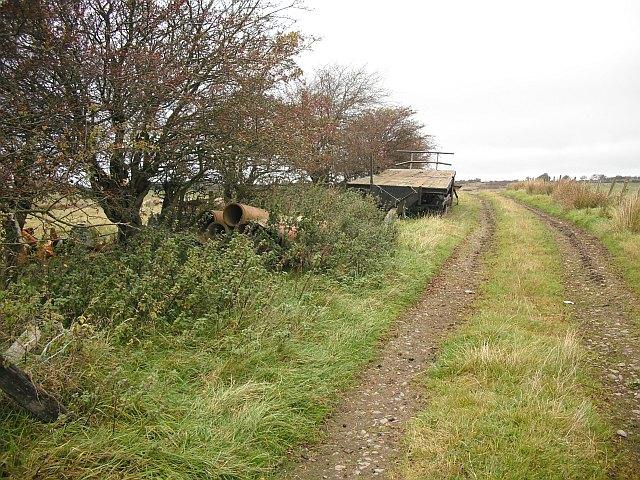 Track, Dyke