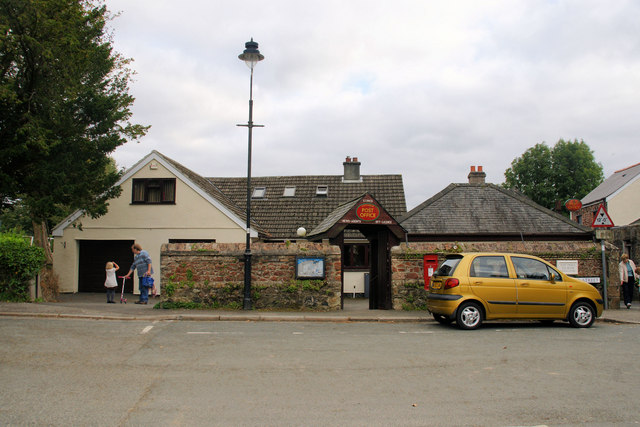Cornwood Post Office