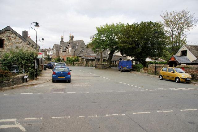 Fore Street, Cornwood