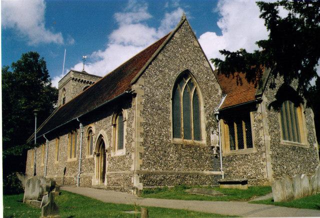 St Peter, Caversham
