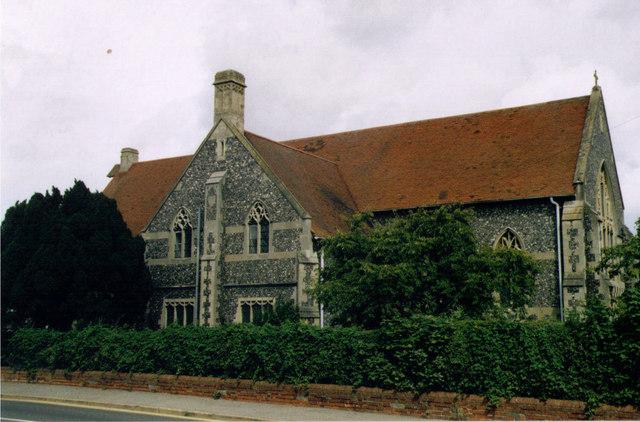 St John the Baptist, Caversham