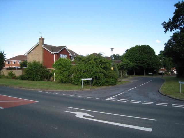 Puttenham Road - Chineham