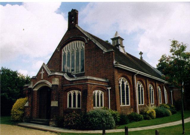 St Barnabas, Emmer Green