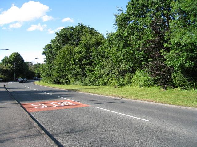 Thornhill Way