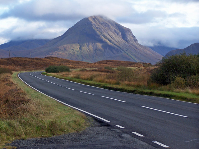 Marsco from the A863