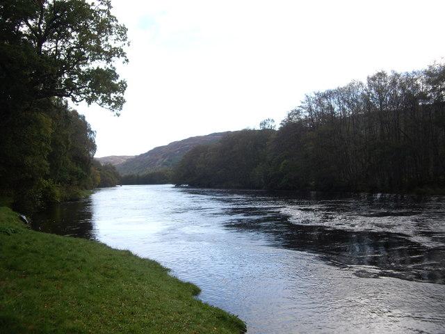 Downstream River Glass