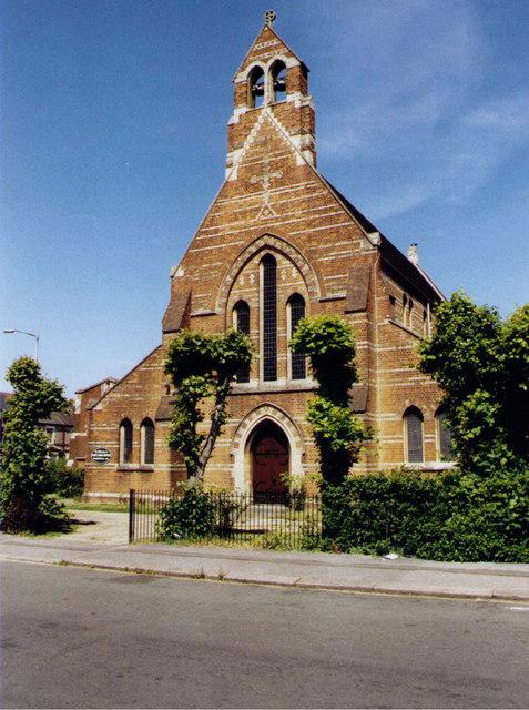 St Bartholomew, Reading