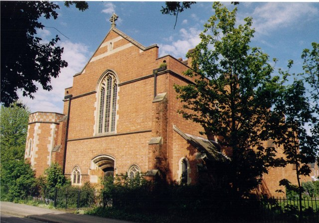 St Mark, Reading