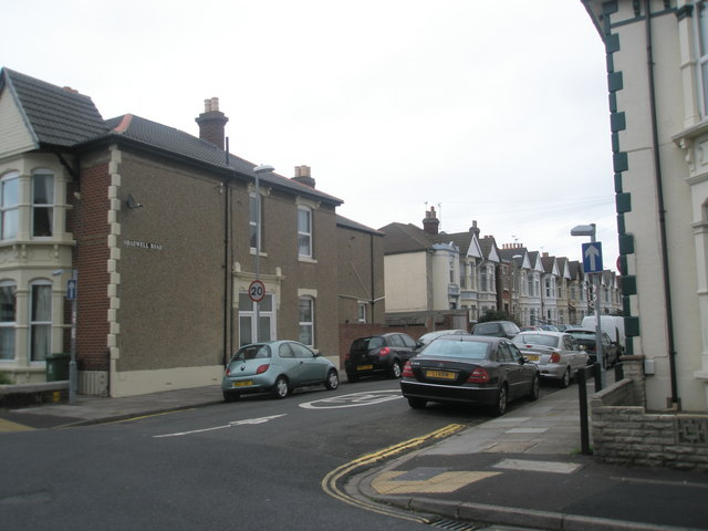 Junction of  Shadwell  Road and Gladys Avenue