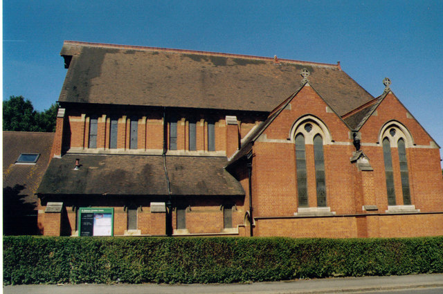 Former St Saviour Church, Reading