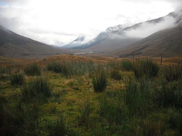 Glen of the Larig