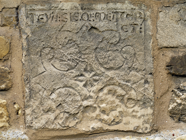 Carving - All Saints Church, Winteringham