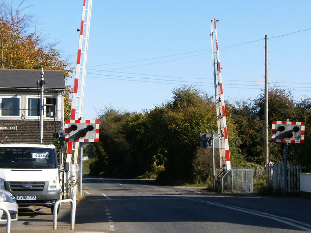 Level Crossing, Allensmore, Hereford