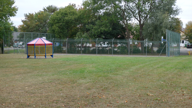 Play Area in Beanhill