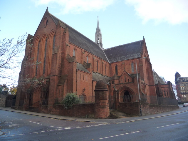 Glasgow: the Barony Parish Church